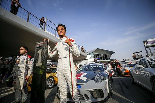 بورشه جي تي 3 الشرق الأوسط: الفيصل الزُبير يحرز فوزاً مستحقاً في السباق الثاني لجولة دبي