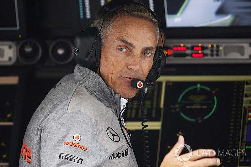 McLaren dismisses ex-boss Whitmarsh's criticism
