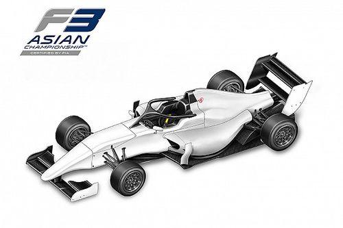 Un championnat de F3 Asie créé dès 2018