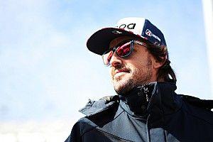 """Webber espera que """"distrações"""" no WEC não atrapalhem Alonso"""