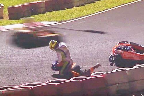 El automovilismo brasileño reacciona a la vergonzosa pelea de karting