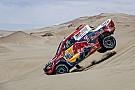 Dakar Toyota verpasst Dakar-Sieg knapp: