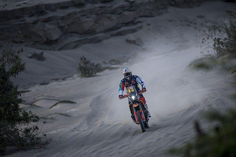El Dakar cancela sus primeros kilómetros por la niebla
