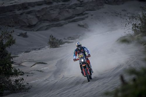 Premiers kilomètres du jour annulés pour les motos et les quads