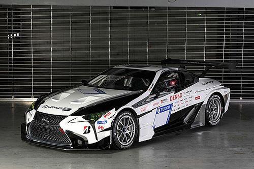 Lexus kembali ke Nürburgring 24 Jam
