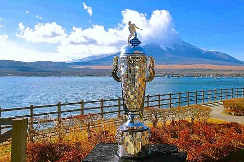 """Sato hails """"amazing"""" trip to Japan with Borg-Warner Trophy"""