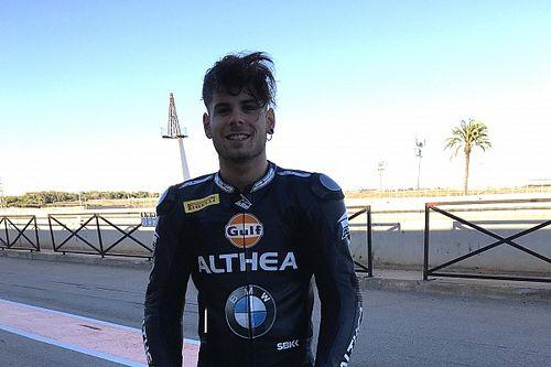Delbianco nuovo pilota Althea BMW: correrà in Superstock 1000 nel 2018