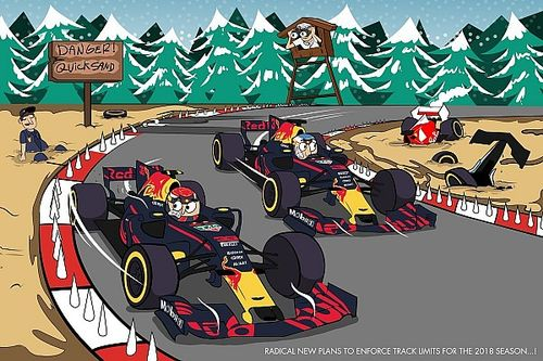 Red Bull dégaine sa carte de vœux, avec une solution radicale!