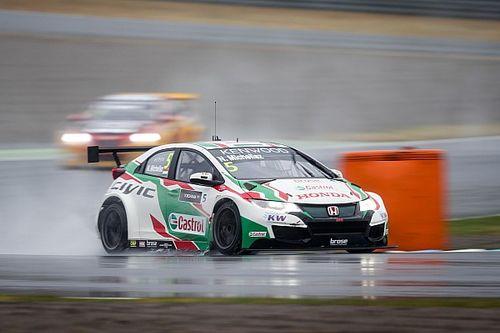 Norbert Michelisz vince la Main Race interrotta per pioggia