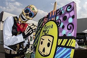 F1 Top List El Día de Muertos se apodera del GP de México
