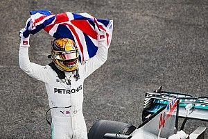 """Hamilton : """"Égaler Fangio, c'est mon objectif"""""""