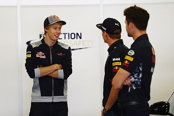 Hartley már előszerződést is aláírt az IndyCarba F1-es bemutatkozása előtt
