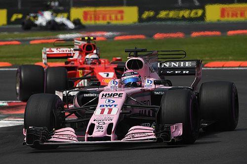 Force India aprovechará las dos últimas carreras de cara a 2018