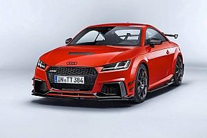 Automotive Noticias de última hora Un concept del Audi TT que asusta