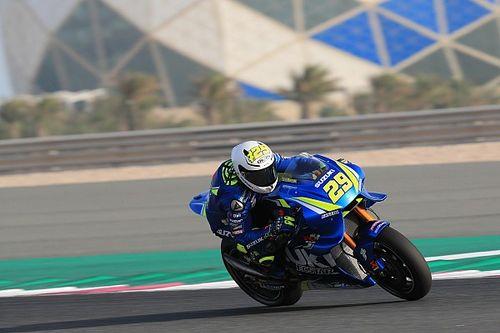 MotoGP-Test in Losail: Ergebnis, 2. Tag