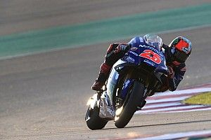Vinales feels he wasted a day and a half of Qatar test