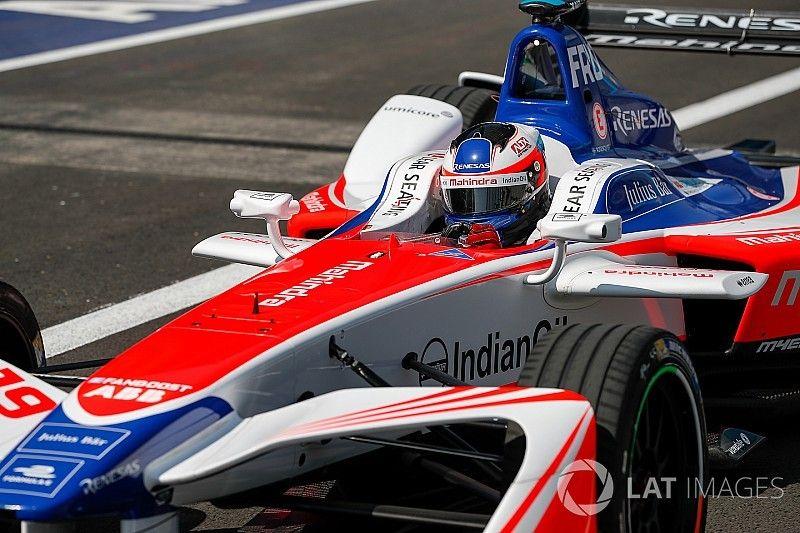 Rosenqvist saldrá desde la pole en México