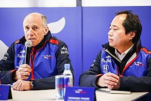 """Formule 1 Nieuws Tevreden Tost: """"Beste beslissing om met Honda samen te werken"""""""