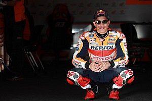 Honda selalu menjadi prioritas utama Marquez