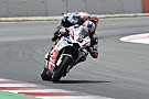 Petrucci fractured pinky toe in test crash