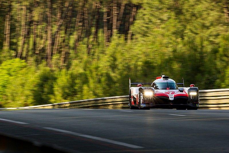 Le Mans 24 Saat: Isınma turlarında Toyota 4 saniye farkla ilk sırada