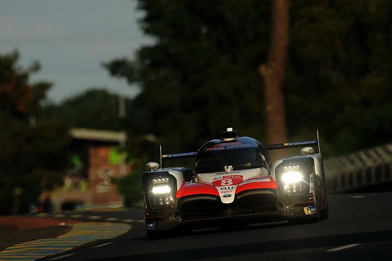 Las banderas rojas complican la segunda clasificación de Le Mans