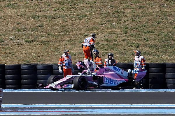 FIA to investigate Perez's lost wheel incident