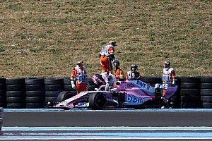 FIA investigará el incidente de Sergio Pérez