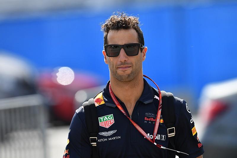 """Ricciardo: """"Avevo troppo carico aerodinamico oggi. In rettilineo ero molto lento!"""""""