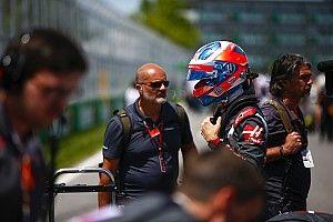 La FIA spiega perché non si è potuto evitare l'incidente di Grosjean con la marmotta