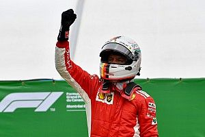 Stats - Vettel, 50e rougissante!