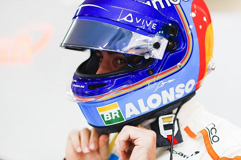"""Alonso: """"Soy el único que va 8-0 contra su compañero en clasificación"""""""