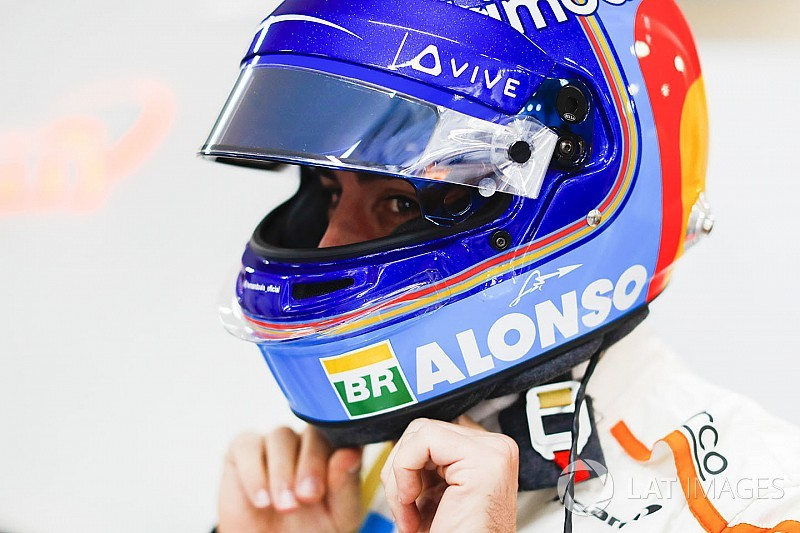McLaren admits it must prove progress to Alonso