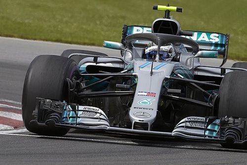 Bottas temió quedarse sin combustible en el Gran Premio de Canadá