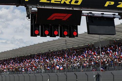 Феттель не ожидал, что огни на старте Гран При Франции погаснут так быстро