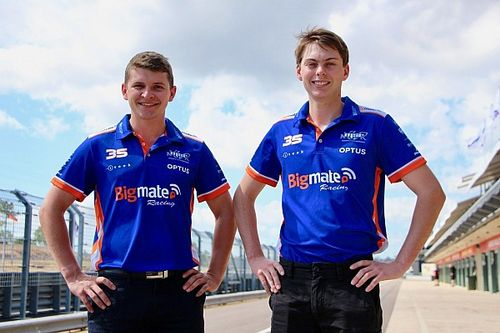 New squad signs rookie for Supercars enduros