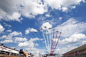 GALERI: Suasana dan aksi balapan GP Prancis