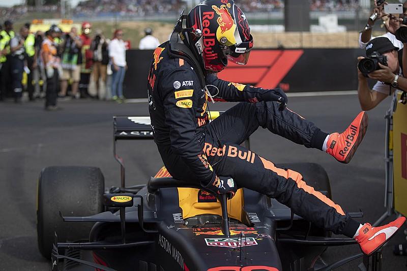 Szimulátoros pályabejárás Verstappennel a Red Bull Ringen