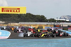تأثير جائزة فرنسا الكبرى على سيارات الفورمولا واحد