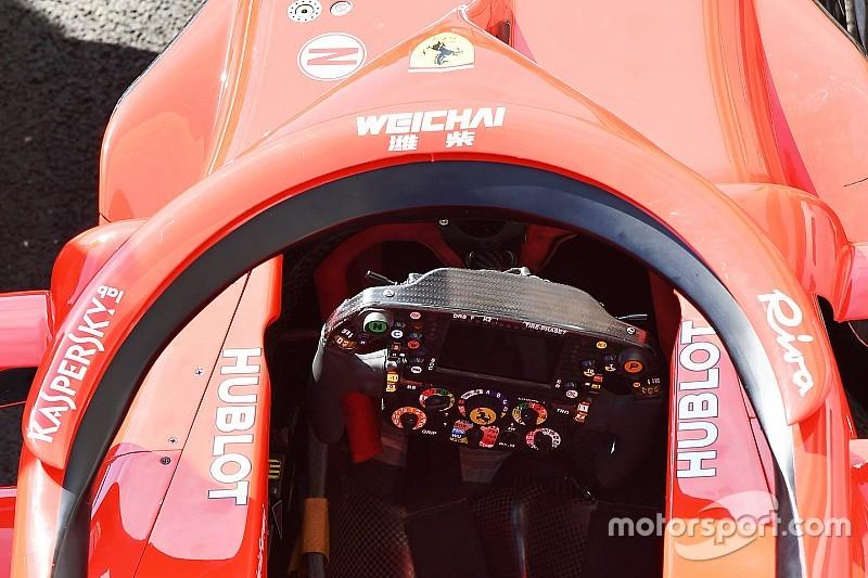 Okos trükk vagy elterelés a Ferrari kamerahűtése?