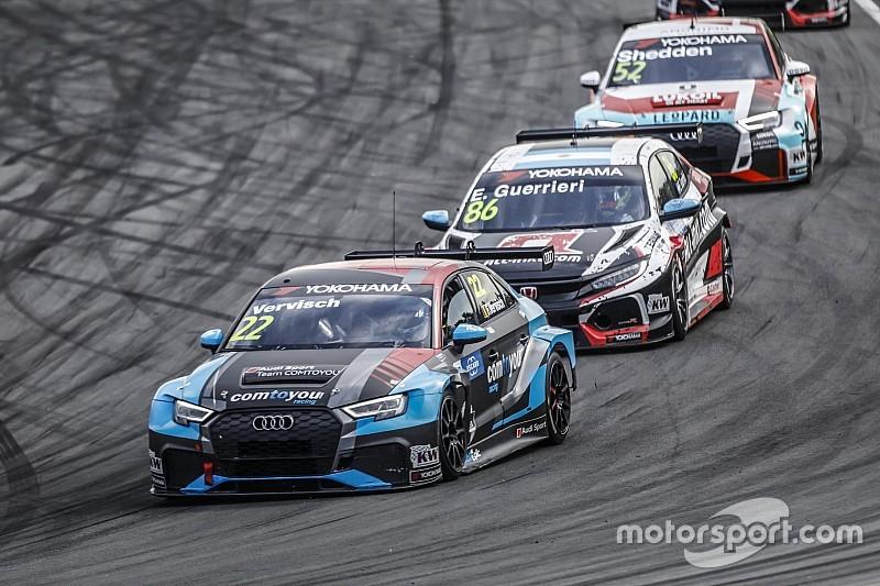"""Vervisch ancora a podio: """"L'Audi è forte, vedremo come andrà in futuro"""""""