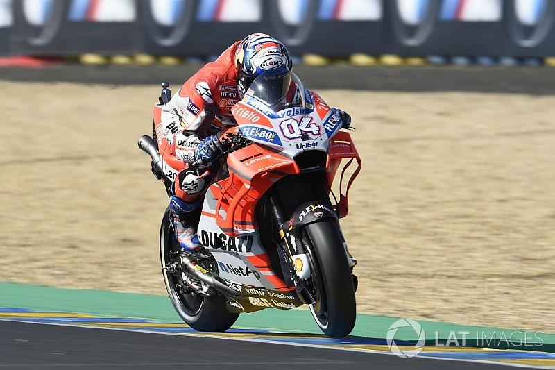 Dovizioso cree que Márquez es superior a otros pilotos en algunos aspectos