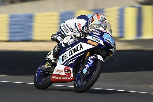 Moto3 Le Mans: Martin nadert polerecord van Rins met nieuwe sensatie