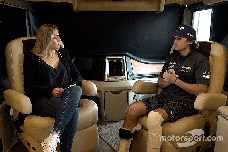 Fittipaldi estará en el pit de Coyne durante las 500 de Indy
