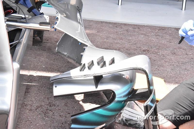 A McLarent másolja új fejlesztésével a Mercedes