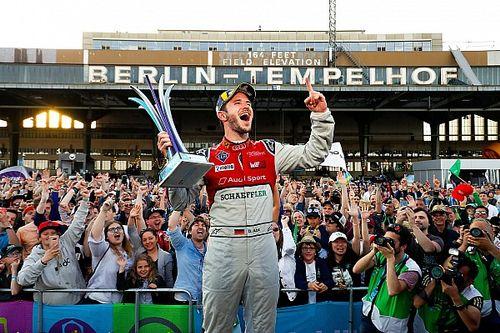柏林ePrix:埃布主导奥迪包揽前二名,维尔恩扩大领先优势
