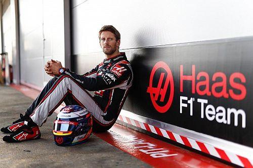 """Por qué Grosjean no hará óvalos: """"Mis hijos ya pensaron que me perdían"""""""