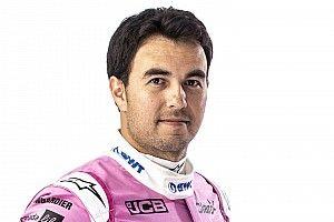 """Pérez apunta a """"la mejor temporada de mi vida"""" en 2020"""