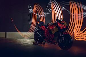Galería: así son las nuevas KTM de MotoGP