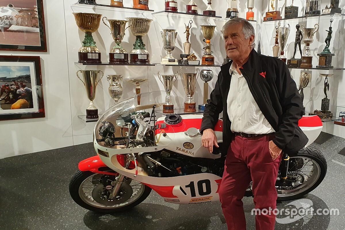 Nos 78 anos de Agostini, veja estatísticas do maior campeão da motovelocidade